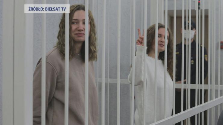 """""""Kontynuacja haniebnych represji"""". KE o więzieniu dla dziennikarek Biełsatu"""