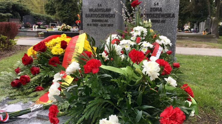 W drugą rocznicę śmierci uczczono pamięć Władysława Bartoszewskiego
