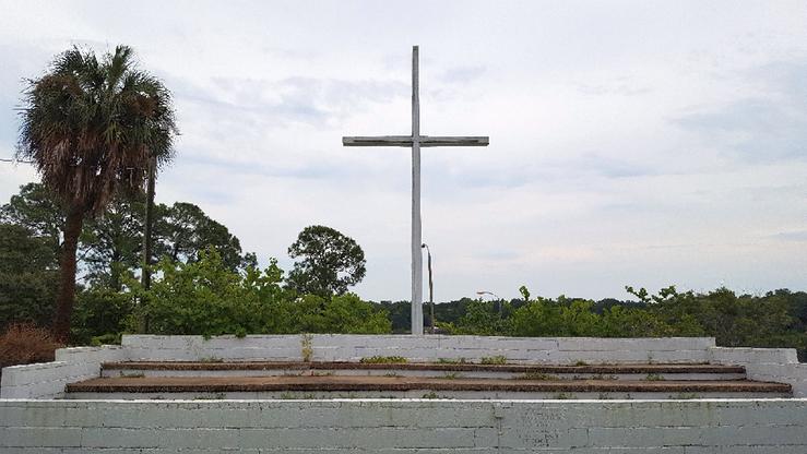 """10-metrowy krzyż musi zniknąć z parku. """"Jest niekonstytucyjny"""" - orzekł sąd apelacyjny na Florydzie"""