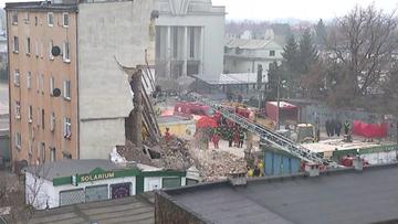 Kolejne zarzuty dla sprawcy wybuchu w kamienicy w Poznaniu
