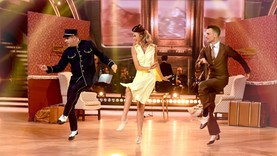 Dancing with the Stars. Taniec z Gwiazdami - sezon 10, odcinek 9