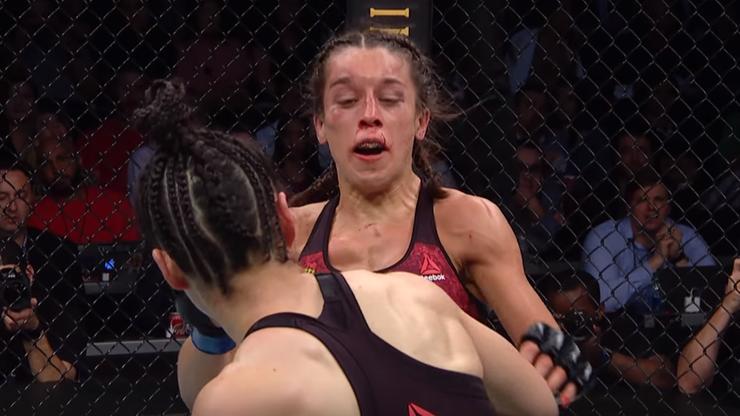 """Czołowy zawodnik UFC szydzi z Jędrzejczyk! """"Podkochiwała się we mnie, ale nie miałem dla niej czasu"""""""
