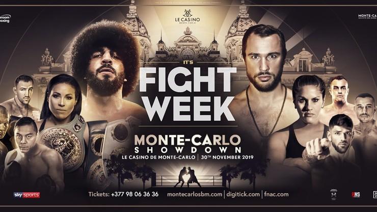 Gdzie obejrzeć rosyjską bitwę w Monte Carlo?
