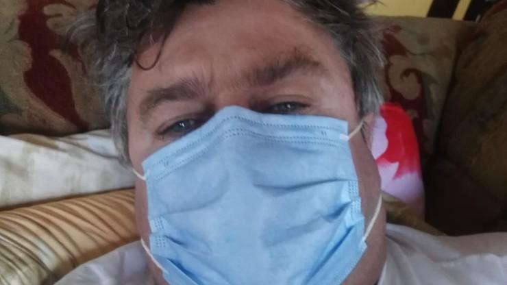 Roman Kosecki zakażony koronawirusem