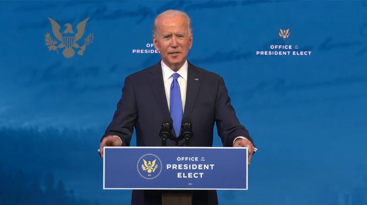 Joe Biden: nie ma podstaw, by kwestionować wyniki wyborów