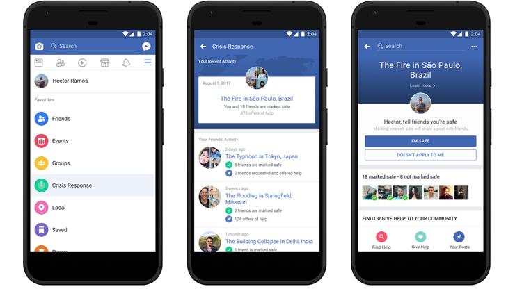 """Facebook uruchomi """"centrum reagowania kryzysowego"""""""