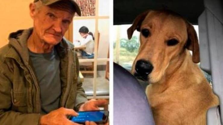 Pies postrzelił myśliwego. Ranny w plecy mężczyzna trafił do szpitala