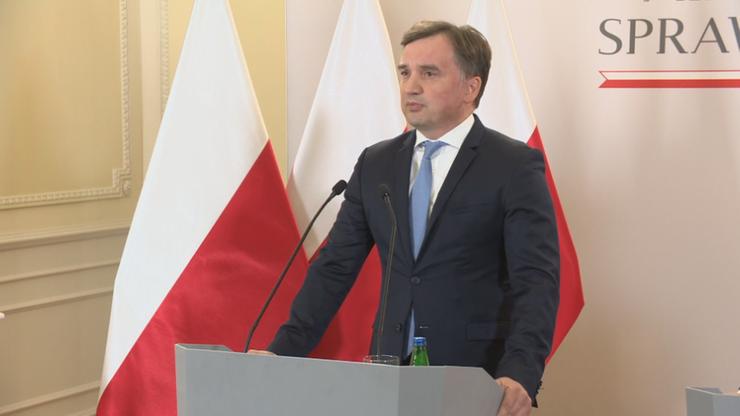 Zbigniew Ziobro o wstrzymaniu unijnych środków: to szantaż o korupcyjnym charakterze