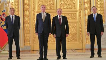 Rosja nakazała wyjazd estońskiemu dyplomacie