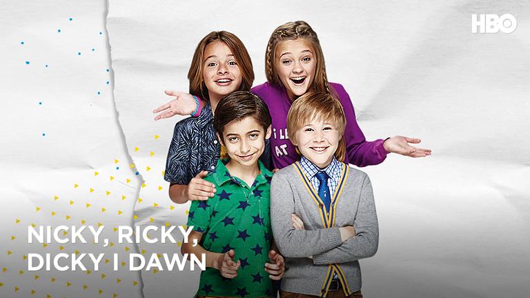 Nicky, Ricky, Dicky i Dawn