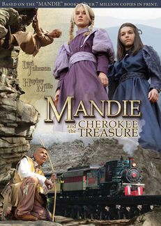Mandie i skarb Czerokezów