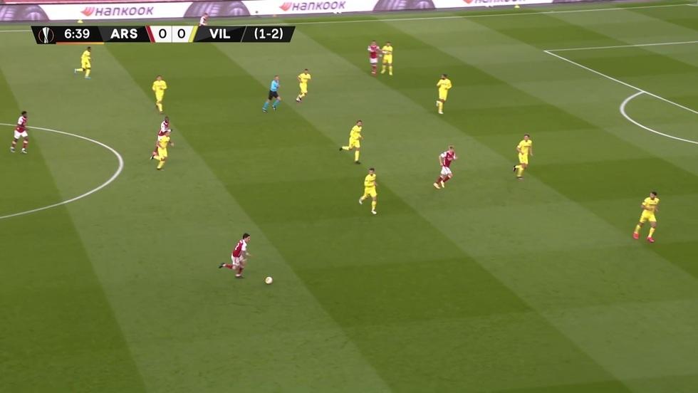 Arsenal Londyn - Villareal CF