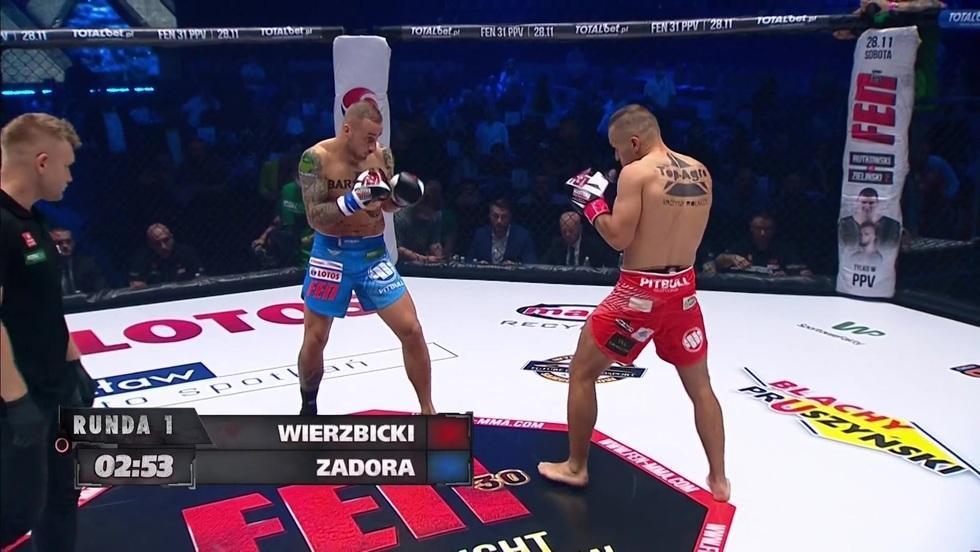 Wojciech Wierzbicki - Dominik Zadora (ENG)