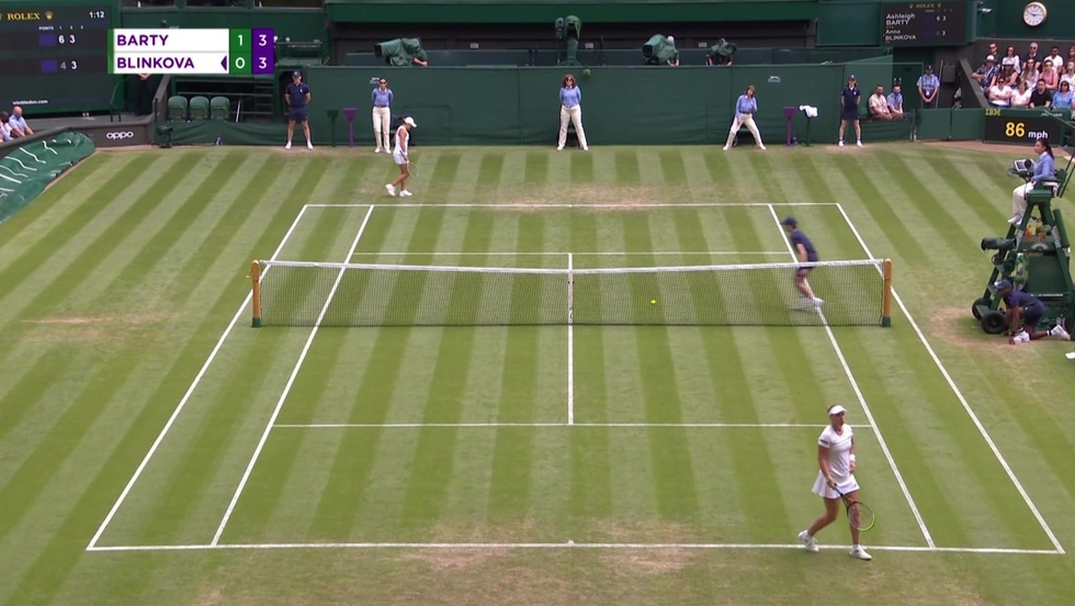 Kronika Wimbledonu 02.07.2021