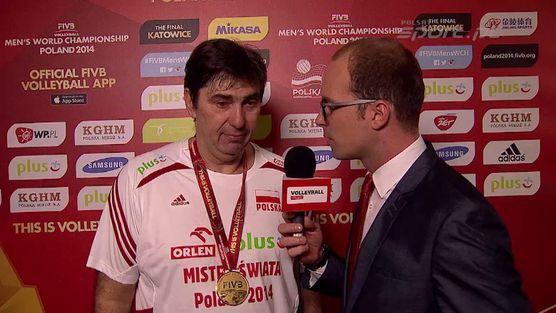 Philippe Blain: Mam z Polską złoty medal do mojej kolekcji