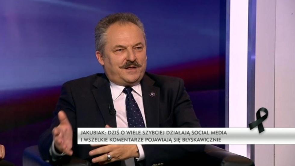 Salon Polityczny - Adam Szłapka, Marek Jakubiak