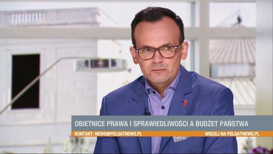 Śniadanie w Polsat News - 03.03.2019