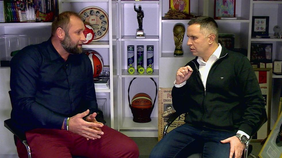 Kulisy sportu - wywiady Romana Kołtonia: Artur Siódmiak