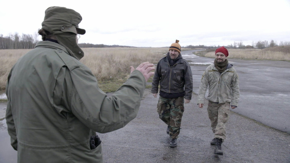 Poszukiwacze historii - My się zimy nie boimy
