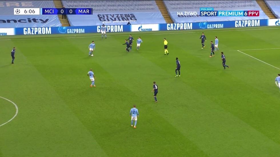 Manchester City - Olympique Marsylia