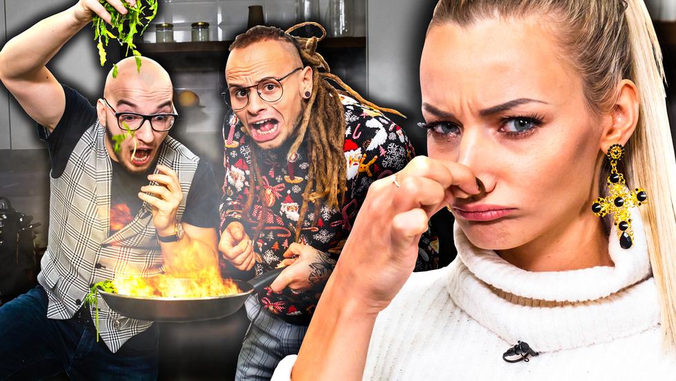 Najgorsze gotowanie z Fitlovers!
