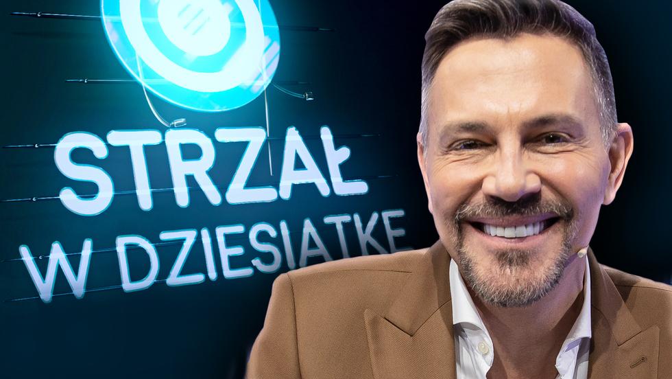 Krzysztof Ibisz STRZAŁ W DZIESIĄTKĘ