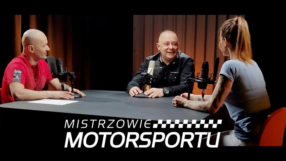 Mistrzowie Motorsportu - Rafał Ciepły