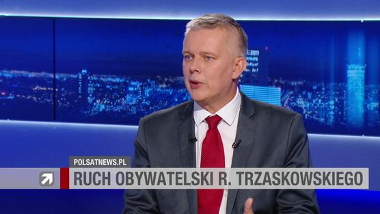 Gość Wydarzeń - Tomasz Siemoniak