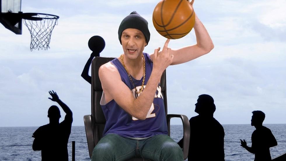 Kołcz Julian - Jak zostać gwiazdą NBA?