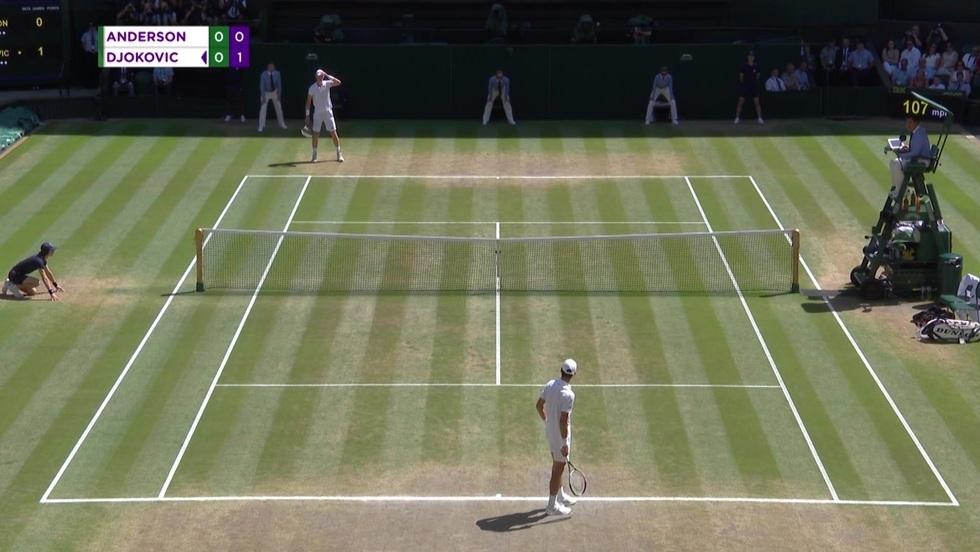 Kronika Wimbledonu 16.07.2018