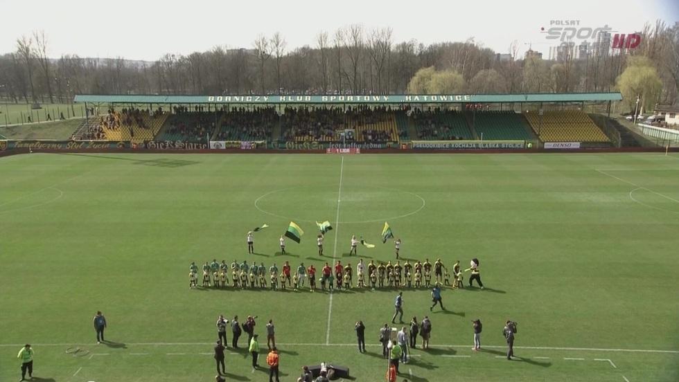 GKS Katowice - PGE GKS Bełchatów