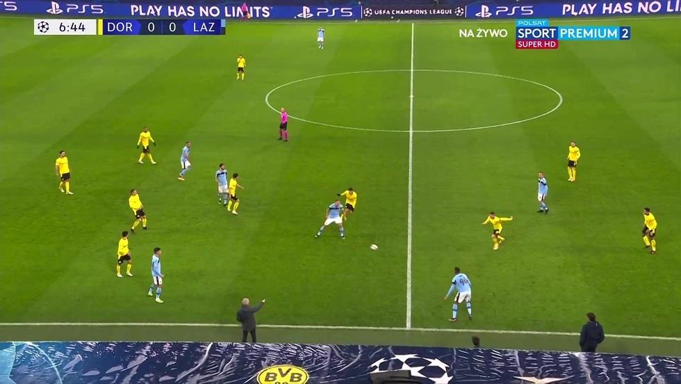 Borussia Dortmund - Lazio Rzym