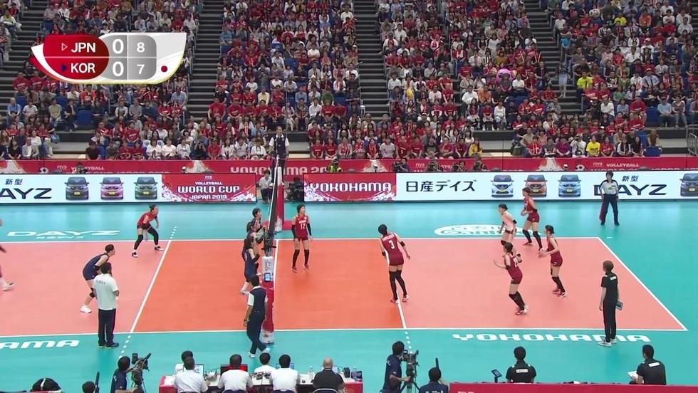 Japonia - Korea Południowa