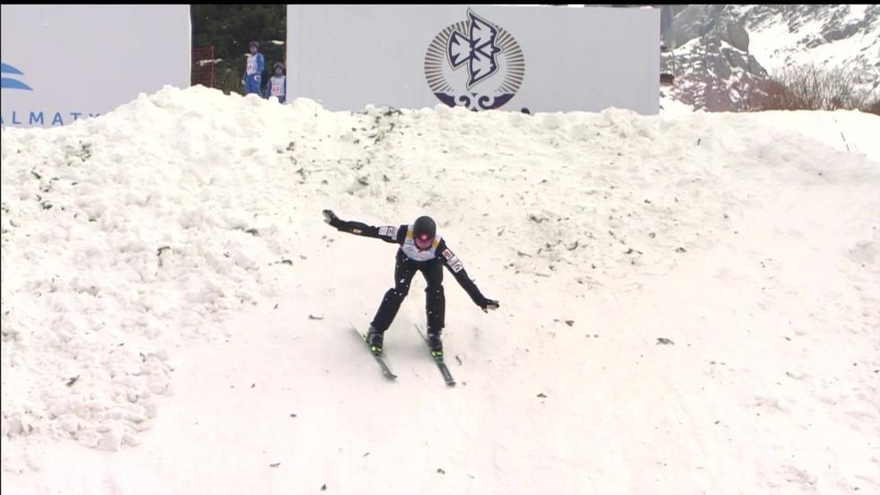 Mistrzostwa Świata w narciarstwie dowolnym Almaty: skoki akrobatyczne finały