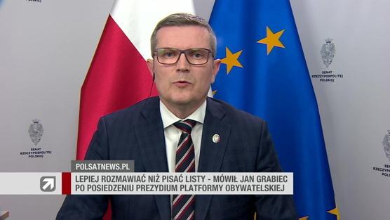 Gość Wydarzeń - Marcin Bosacki