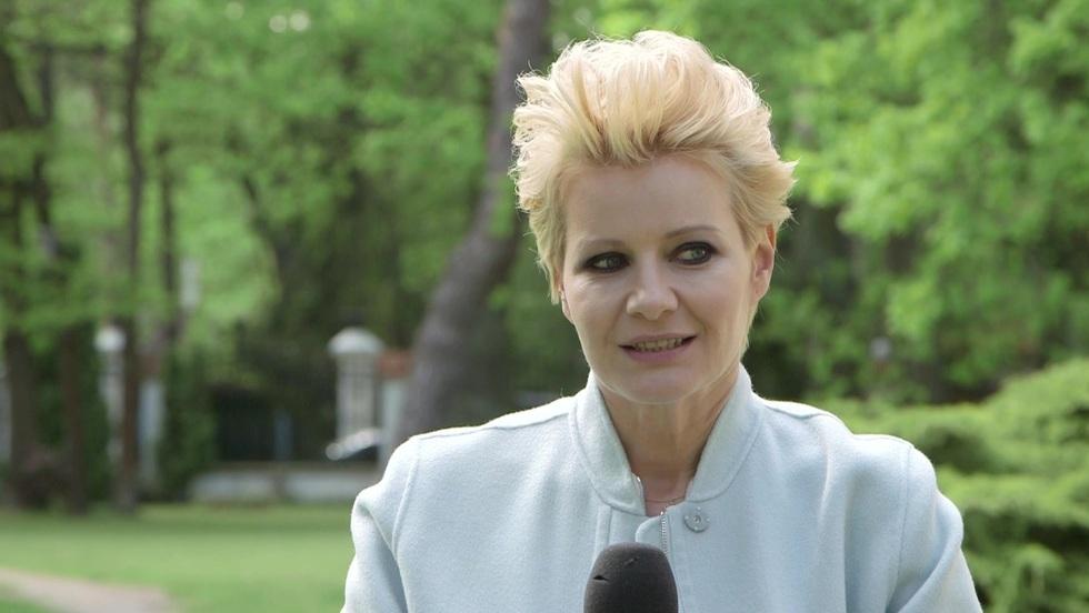 """""""Kochaj"""" - Małgorzata Kożuchowska"""