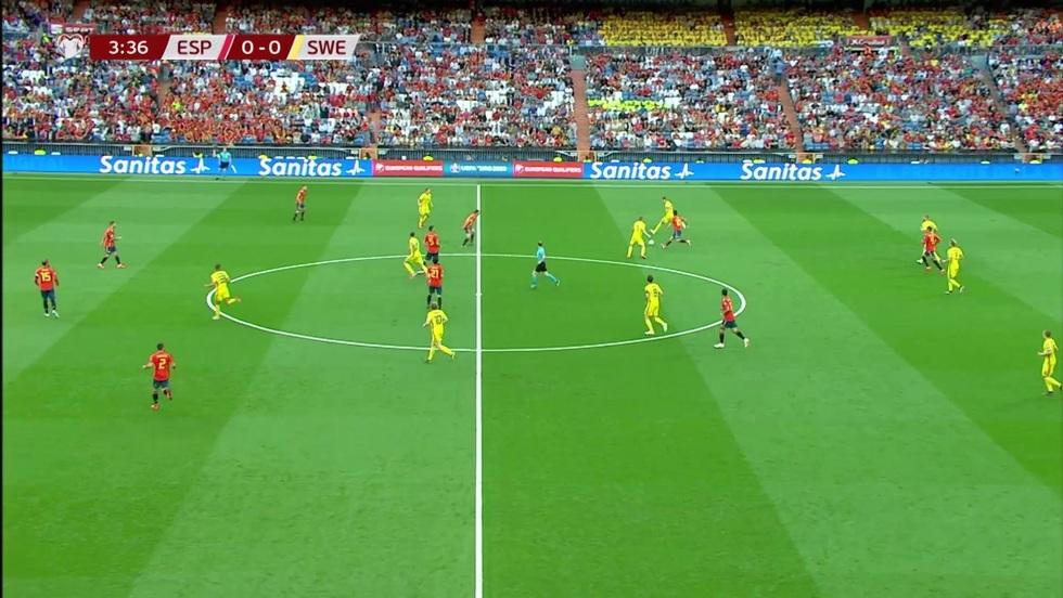 Hiszpania - Szwecja