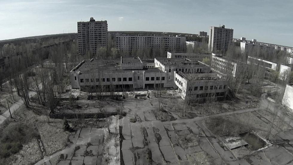 Poszukiwacze historii - Czarnobyl